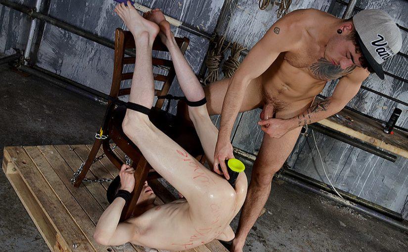 Aaron Aurora & Jake Taylor