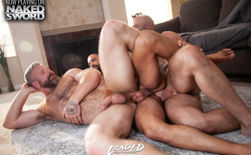 Loaded: Give It To Me Raw! – Raging Stallion