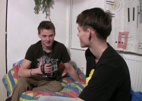 Steve Maxxx and Johan Koco