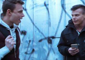 Adam, Nico and Florian